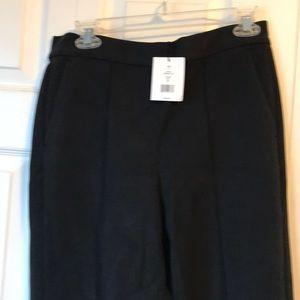 Vince black jogger style pants